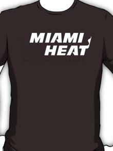 Miami Reheat Stencil T-Shirt