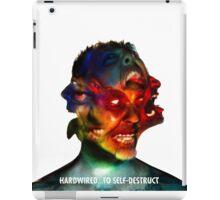 Metallica - Hardwired iPad Case/Skin