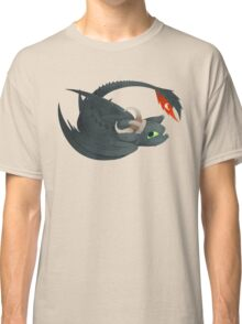 night fury Classic T-Shirt