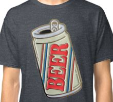 Beer Can  Classic T-Shirt