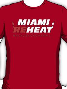 Miami Reheat Red T-Shirt