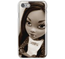 #TBT - Clawdeen Wolf iPhone/Samsung Case iPhone Case/Skin