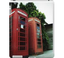 Typical of London iPad Case/Skin