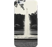 """Park view 1 - """"Trampoline of water"""" iPhone Case/Skin"""