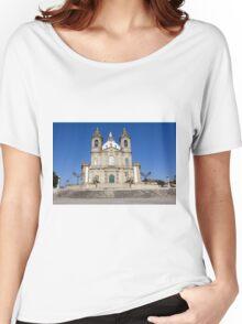 Sanctuary of Sameiro Women's Relaxed Fit T-Shirt