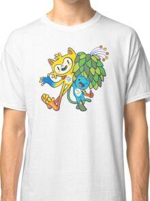 Mascotte Rio Vinicius and Tom Classic T-Shirt