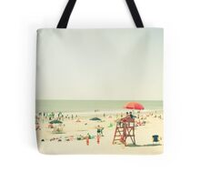 One Summer Day at the Beach Tote Bag