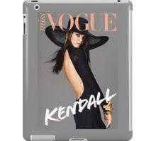 Kendall Jenner iPad Case/Skin