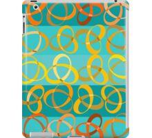 Dancing Rings iPad Case/Skin