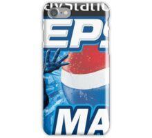 Pepsi Man Video Game iPhone Case/Skin