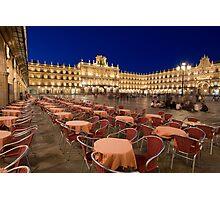 Mayor square, Salamanca Photographic Print
