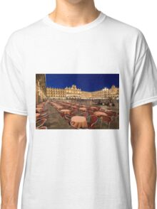 Mayor square, Salamanca Classic T-Shirt