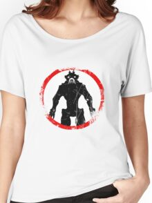 District 9 (Vintage sign) Women's Relaxed Fit T-Shirt