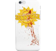Sunnydale iPhone Case/Skin