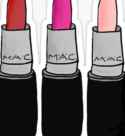 lipsticks  Sticker
