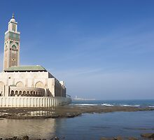 Hassan II Mosque by PhotoBilbo