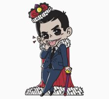 Moriarty by doctorwhoatson