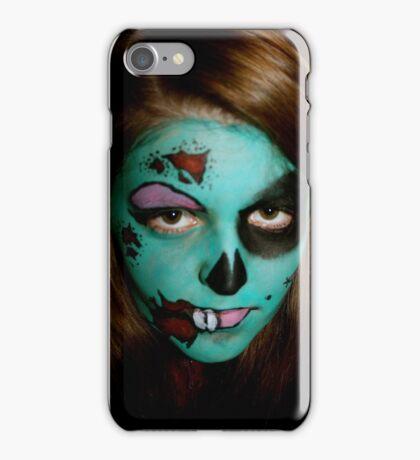 Pope-art zombie iPhone Case/Skin