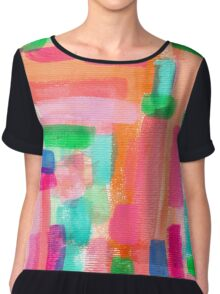 WELCOME TO MY FANTASY Chiffon Top