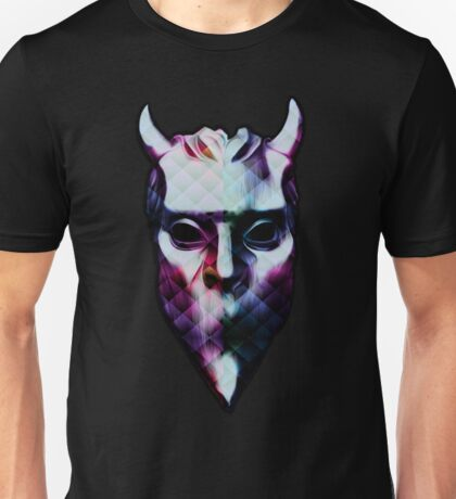 FANCY NAMELESS GHOUL - prism Unisex T-Shirt