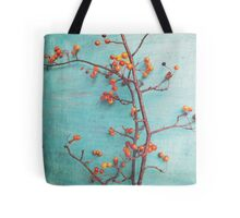 She Hung Her Dreams on Branches Tote Bag