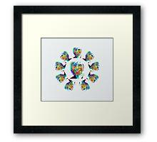 John Denver ~ Pop Art #2 Framed Print