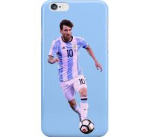 Lionel Messi - Argentina iPhone Case/Skin