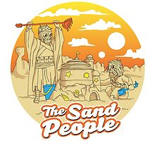 The Sand People by mellowmind