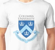 columbia shield Unisex T-Shirt