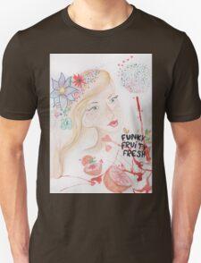 funky fruity fresh Unisex T-Shirt