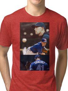 Aaron Reuploaded Tri-blend T-Shirt