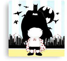 I AM Batman Canvas Print