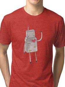 Hello Robot Tri-blend T-Shirt