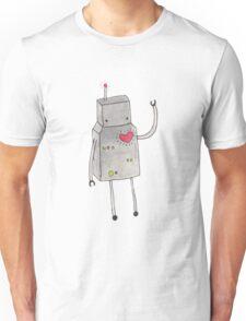Hello Robot Unisex T-Shirt