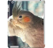 Feathered Friend iPad Case/Skin