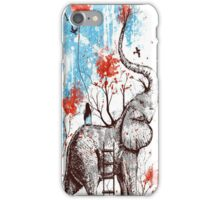 A Happy Place iPhone Case/Skin