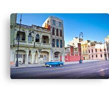 Cuba, Havanna Canvas Print