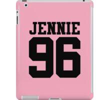 BLACKPINK Jennie 96 (Black) iPad Case/Skin