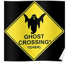 Ghost Crossing (Over) Poster