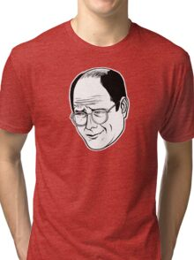 George Costanza Tri-blend T-Shirt