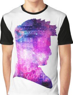 Doctor who-David Tennant Graphic T-Shirt