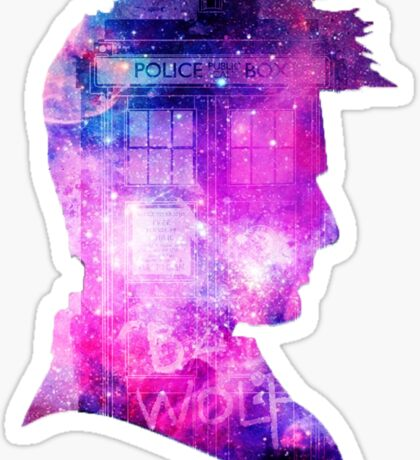 Doctor who-David Tennant Sticker