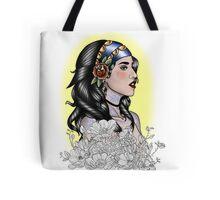 Semi Traditional. Tote Bag