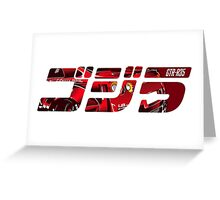GTR-R35 Greeting Card