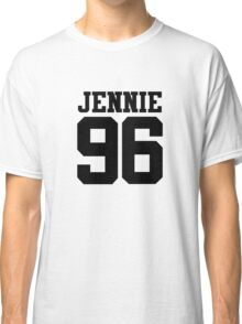BLACKPINK Jennie 96 (Black) Classic T-Shirt