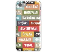 All Of The Above iPhone Case/Skin