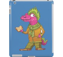 genius monster iPad Case/Skin