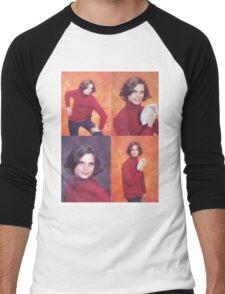 The Iconic Photo Shoot Men's Baseball ¾ T-Shirt