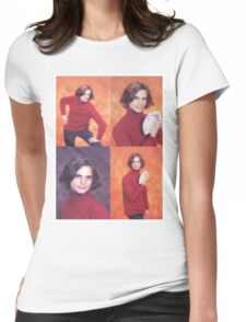 The Iconic Photo Shoot Womens Fitted T-Shirt