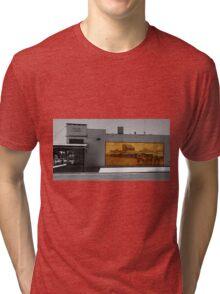 The mural Tri-blend T-Shirt